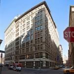 The Brown Building at NYU.