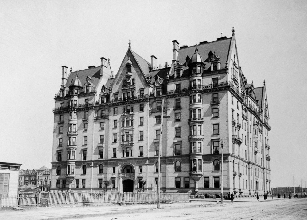 The Dakota, circa 1890.