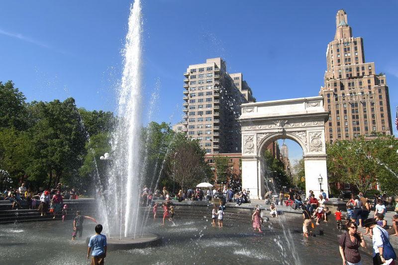 Washington Square National Park - Photo