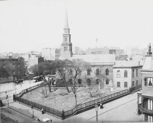 St. Mark's Church In-The-Bowery - Photo