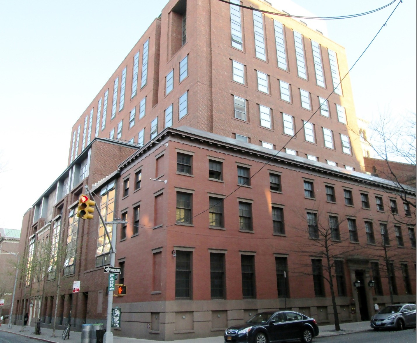 85 West 3rd Street / Furman Hall - Photo