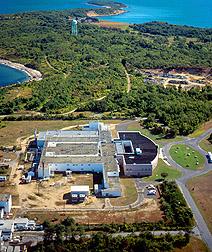 Plum Island labs